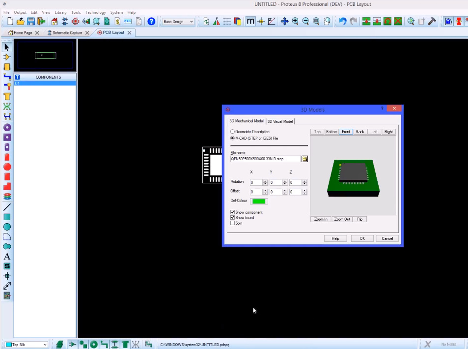 Labcenter partners with SamacSys for PCB part creation