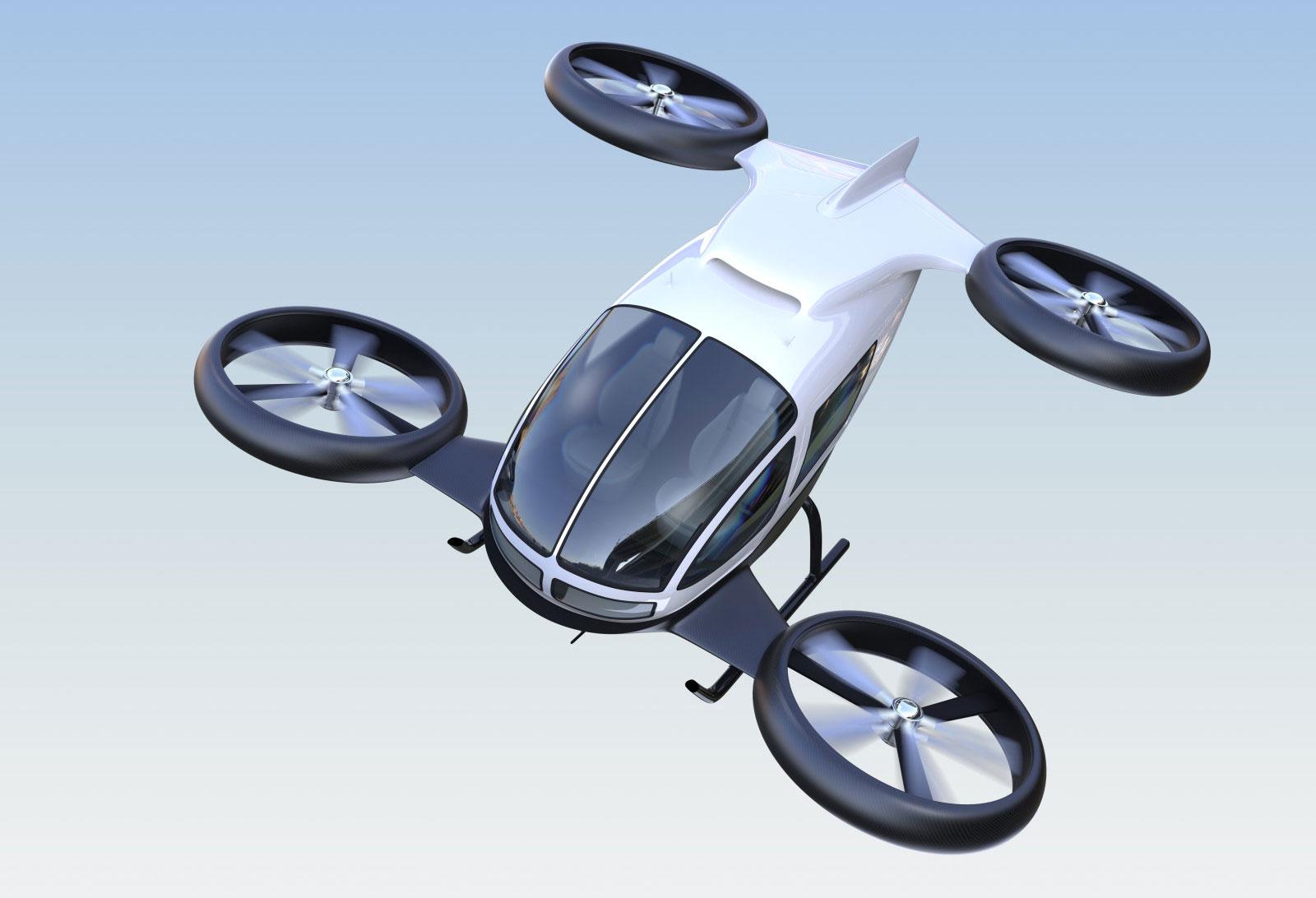 Japan assembles flying car group