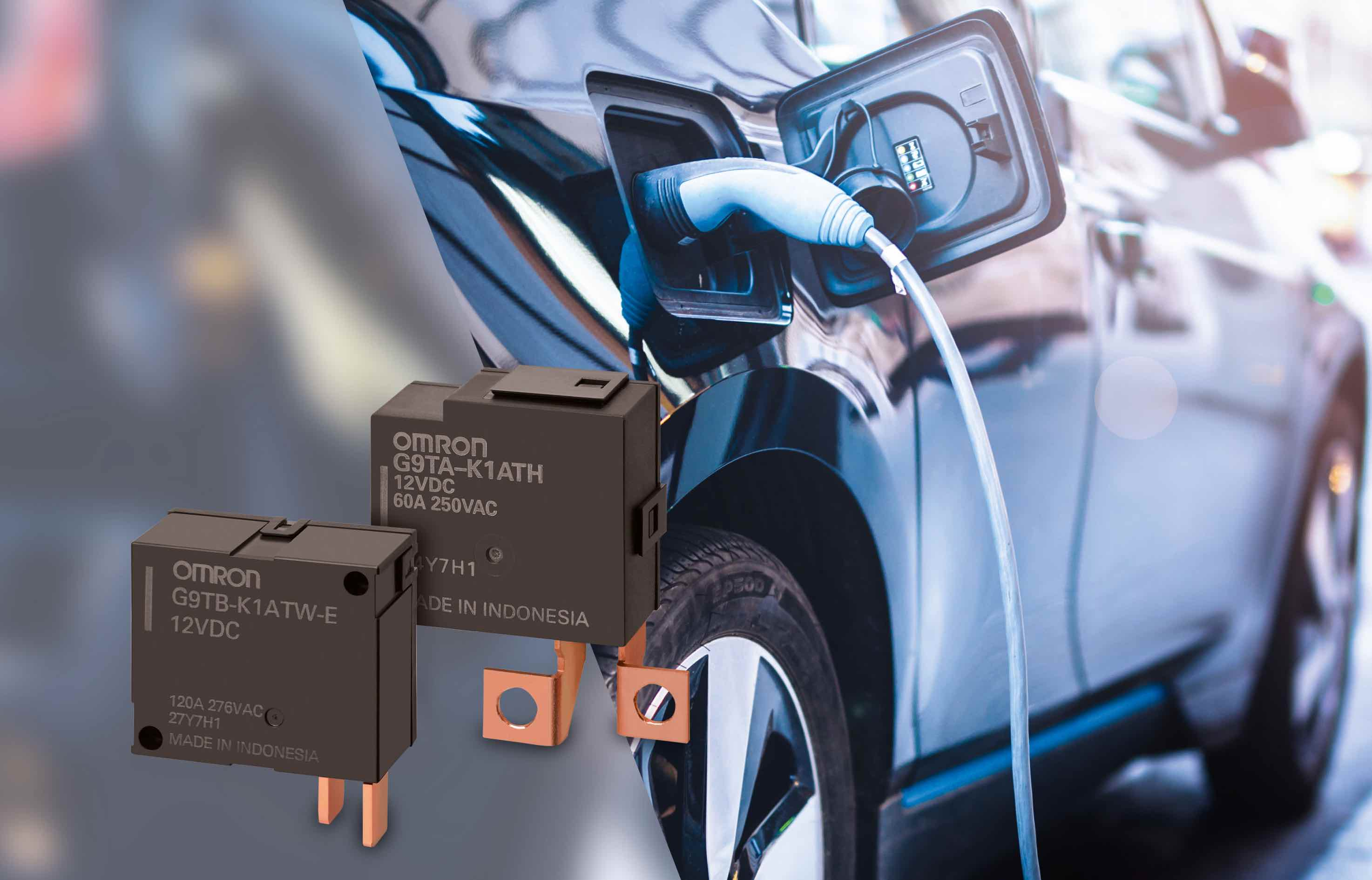 Omron Tunes 12v Latching Relay To Switch 120a For Electric Vehicles Vehicle