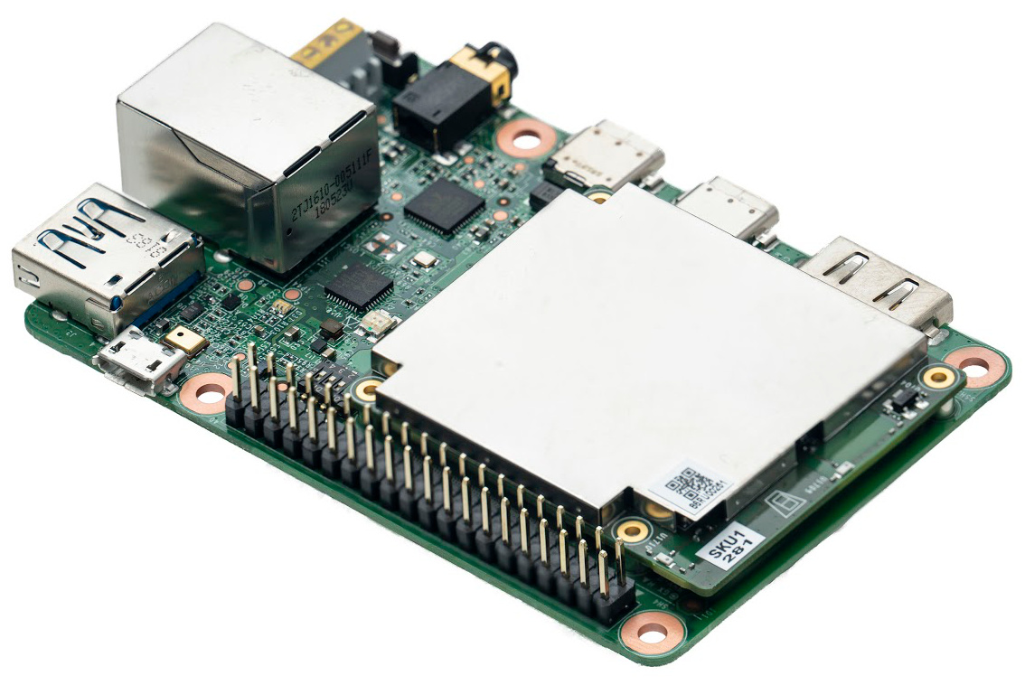 DevBoard Watch: Google's AIY Edge TPU Boards are Raspberry Pi friendly