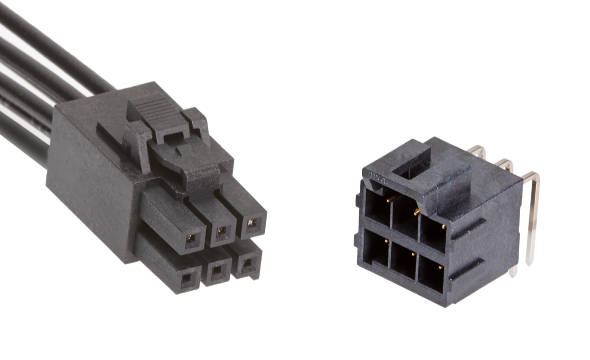 Pcb To Wire Connectors | Molex Tightens Pin Spacing For Smaller 11a Pcb Power Connector