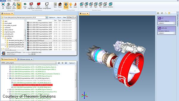 Theorem Solutions visualises 3D data