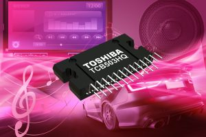 Toshiba starts sampling video interface bridge chips for auto