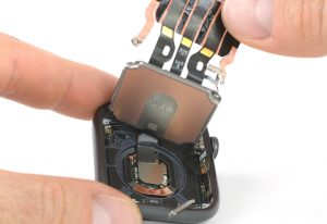 iFixit enjoys teardown of Apple Watch Series 4