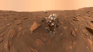 Mars Curiosity Rover to switch its 'Brains'