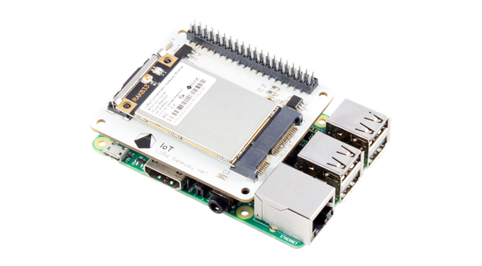 Crowdfunding Watch: Raspberry Pi gets IoT LoRa Gateway HAT