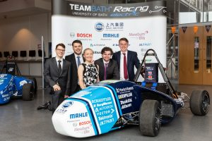 Thrills and frustration for Team Bath Racing Electric in China