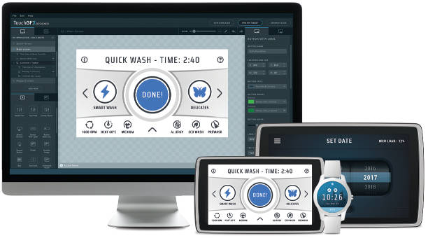 ST offers free GUI software for STM32 MCUs