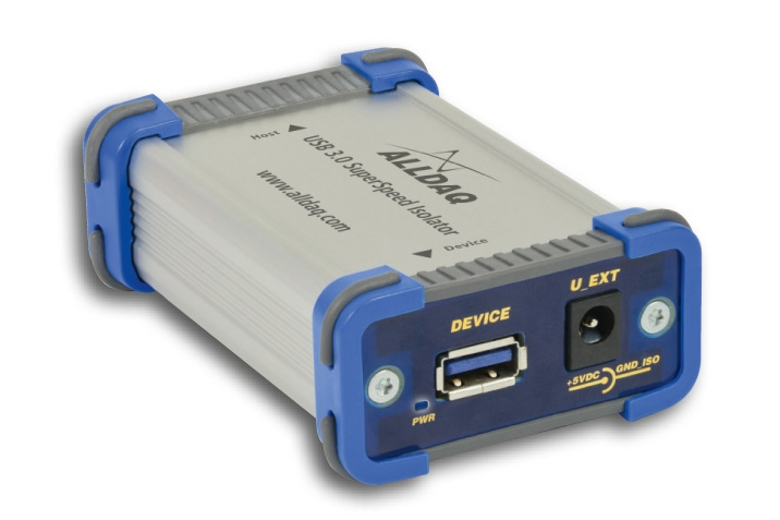 USB 3 0 isolator passes 5Gbit/s while breaking electrical continuity for