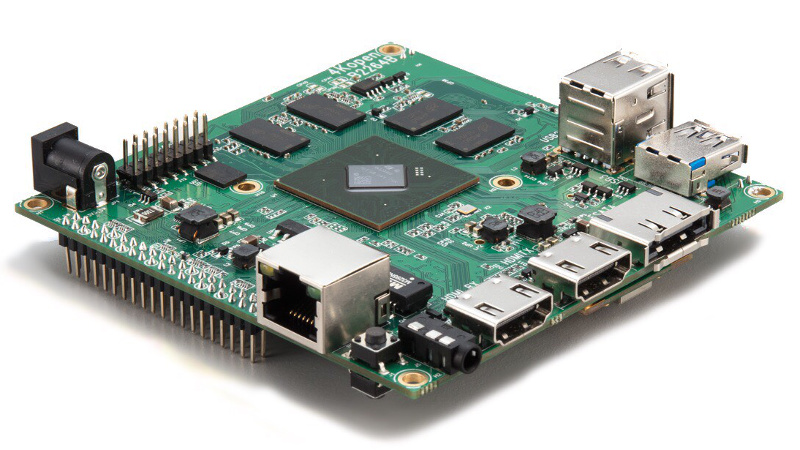 Competition: Win a 4Kopen single board computer based on the STiH418 chipset