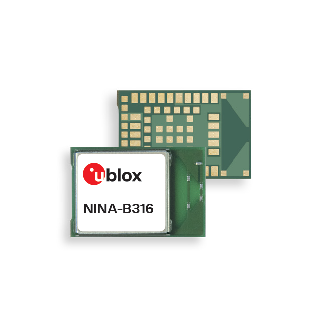 u-blox adds antenna to BLE modules