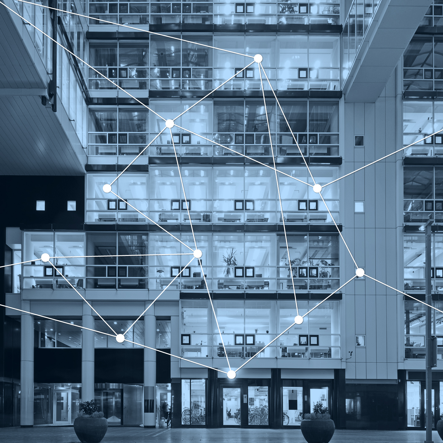 Smart buildings can be a leading light in the IoT