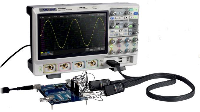 sponsored content siglent sds5000x oscilloscopes tackle challenges