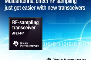 TI launches 60GHz mmWave sensors