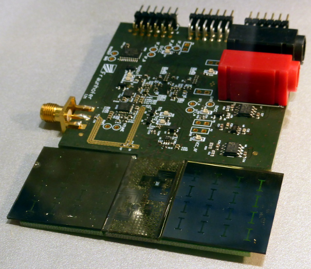 IoT radar beam is set by bending its flexible PCB, and more Fraunhofer gems from Embedded World