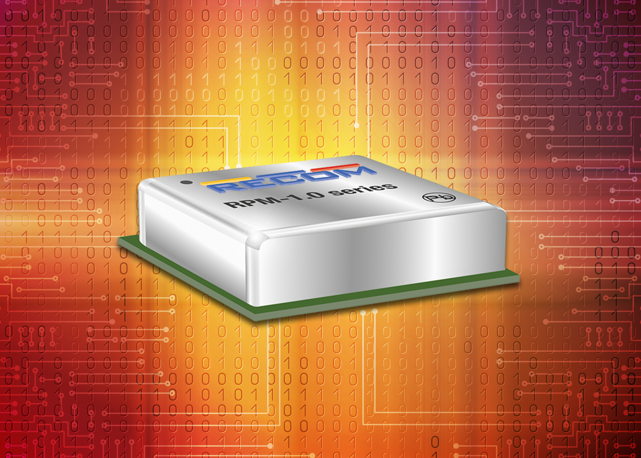 Dengrove adds space-saving DC/DC converters from Recom