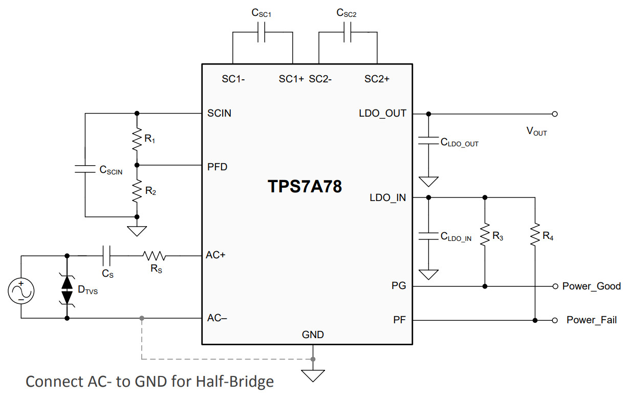 APEC: TI thinks laterally to make ac-dc chip with 15mW stand-by