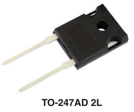 1.2kV Si rectifiers close on SiC