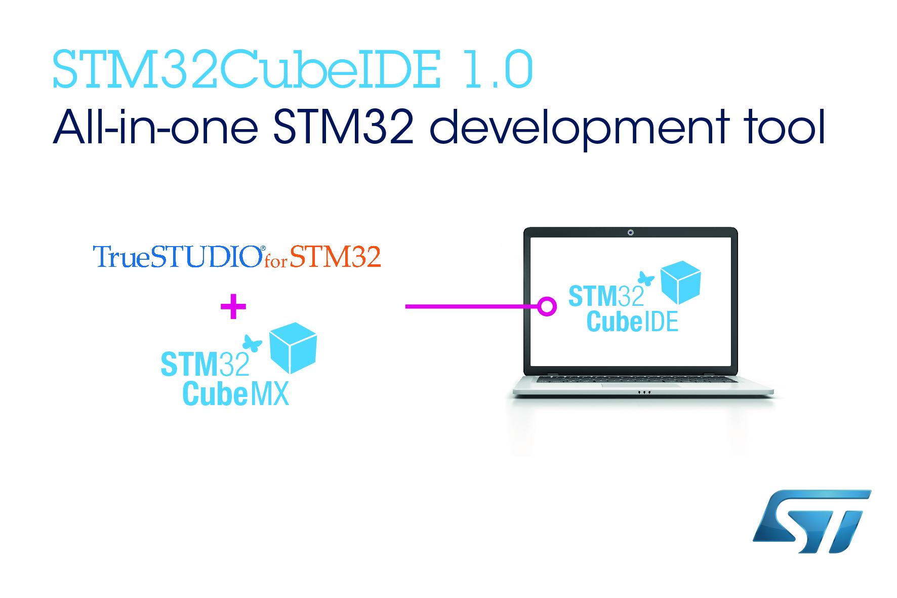 ST offers free STM32 development tool