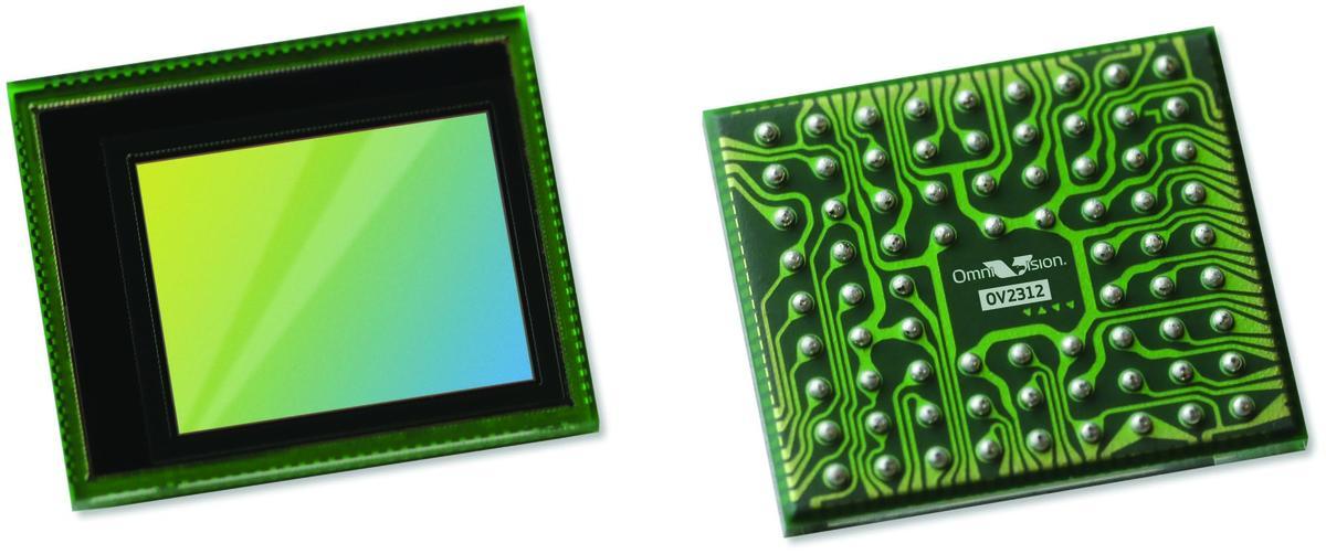 Auto image sensor enables multiple functions