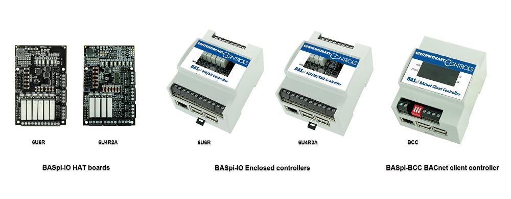 BASpi – Raspberry Pi-based BAS controllers