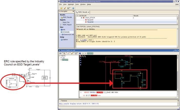 Mentor tools for 5nm TSMC finfet process