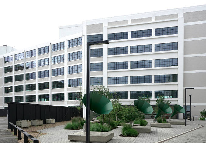 ADI sets up home in what was EMI's record factory