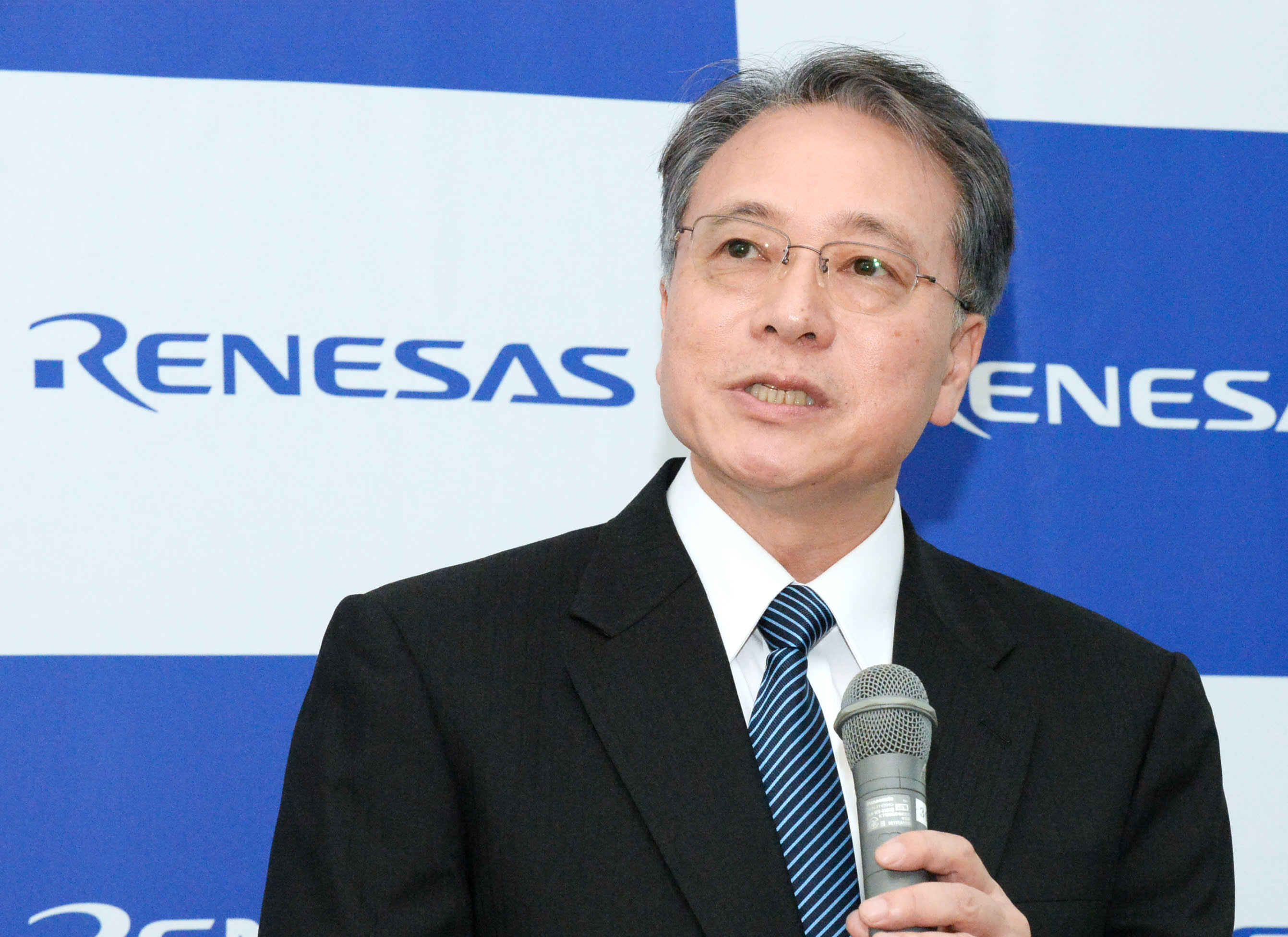 Renesas CEO leaves three months after being re-appointed