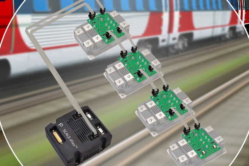 Gate driver for 1 7-4 5kV IGBTs and SiC transistors