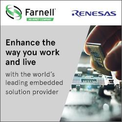 Farnell signs Renesas