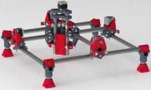 MPCNC milling machine V1 Engineering