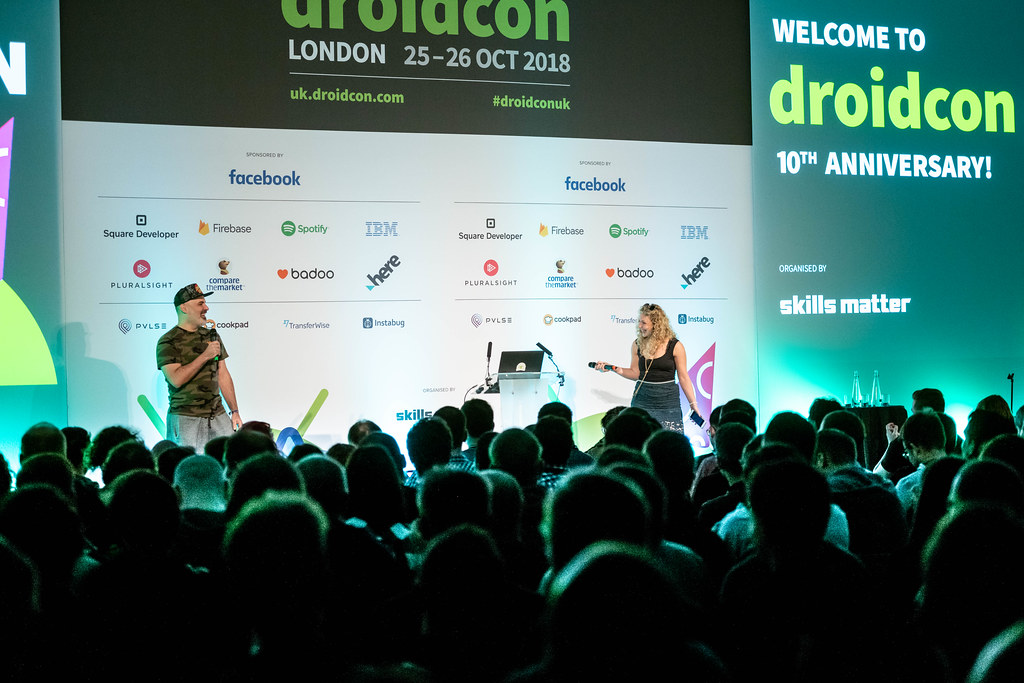Droidcon London 2019 returns in the Autumn