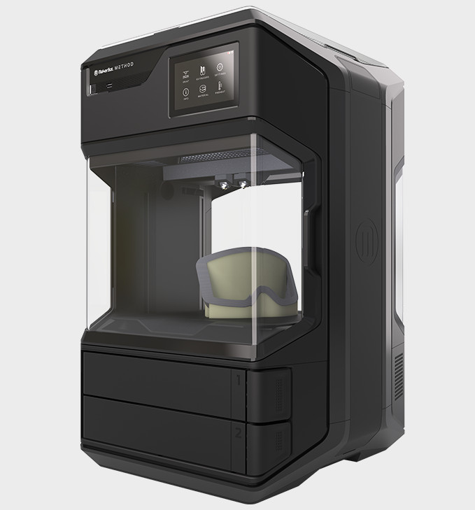 RS Components introduces Makerbot Method 3D Printer