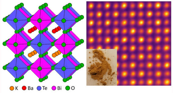 Pb-free perovskite for solar is stable in air