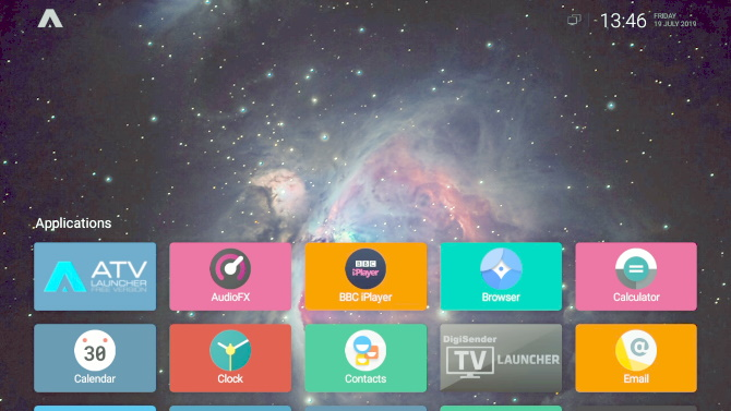 Installing Android TV on a Raspberry Pi