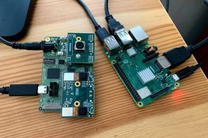 Kali Linux flavour of Debian tests with Raspberry Pi 4