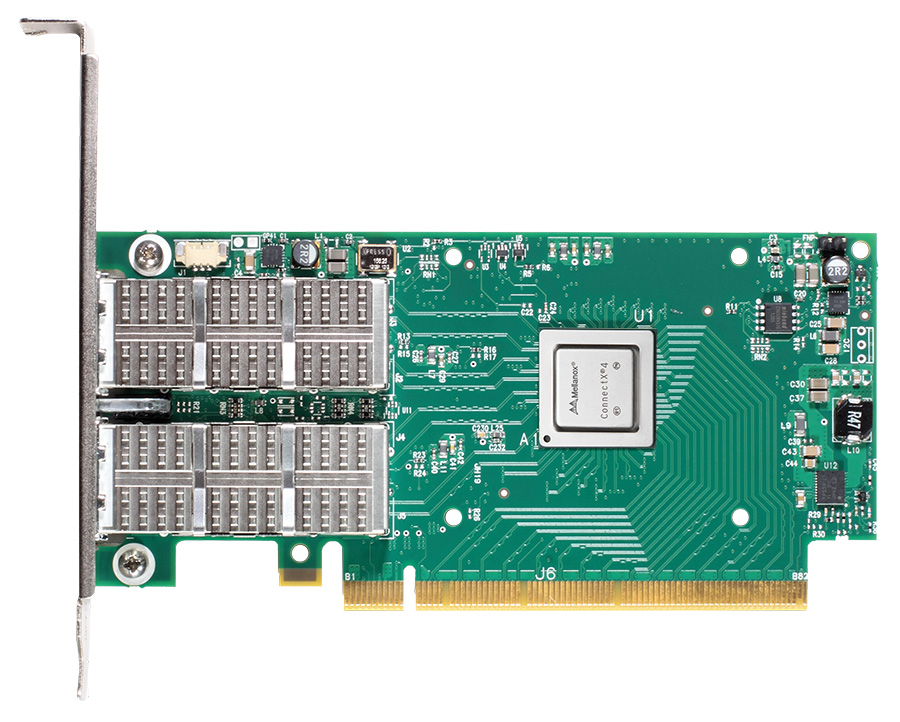 Mellanox stalking Intel in Ethernet adapter market