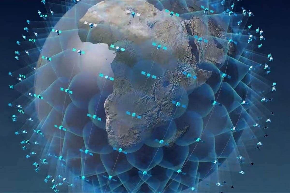 Softbank takes £380m write-down on satellite investment