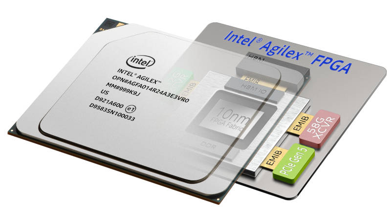 Intel ships 10nm Agilex FPGAs
