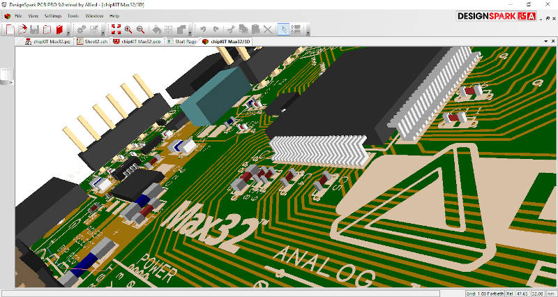 RS Components' DesignSpark PCB Pro aimed at SME engineers