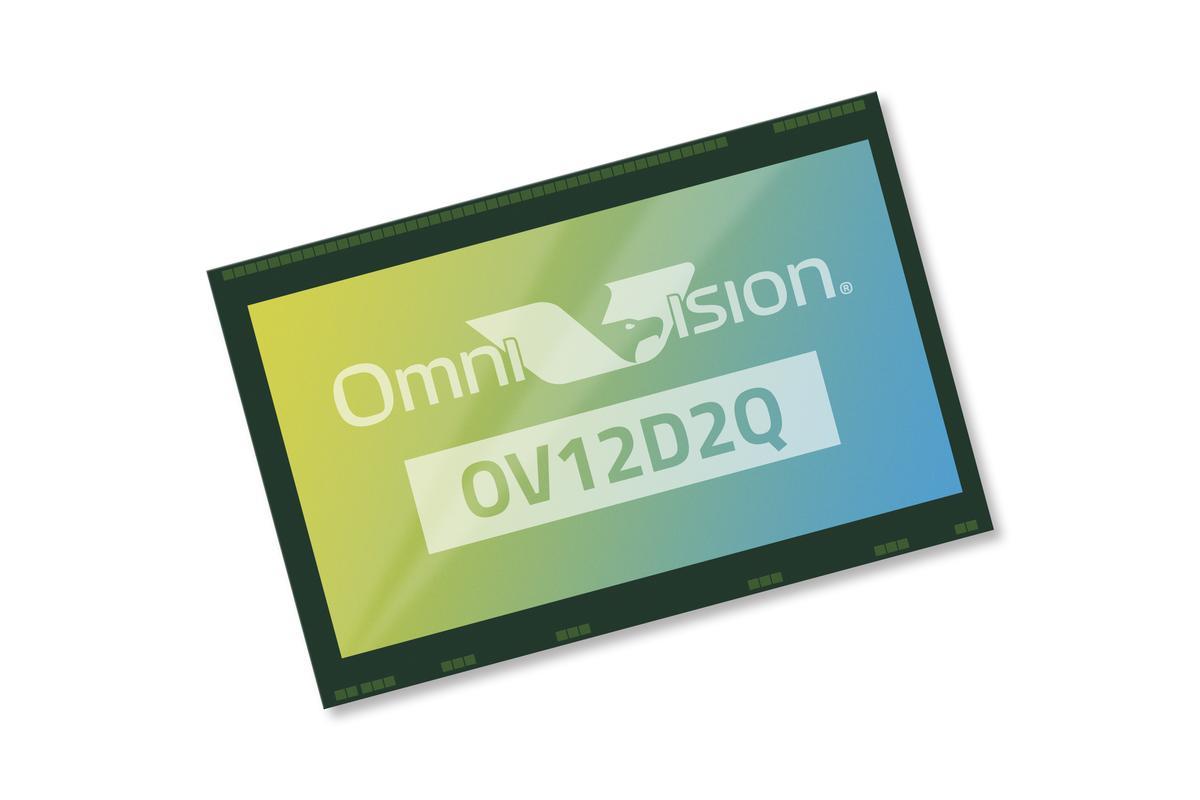 12MP image sensor has SCG for low light/dynamic range balance