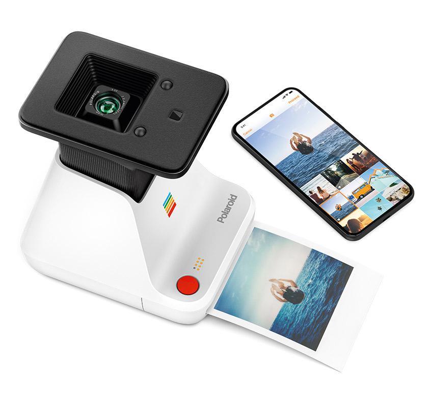 Polaroid Lab instantly prints smartphone pics