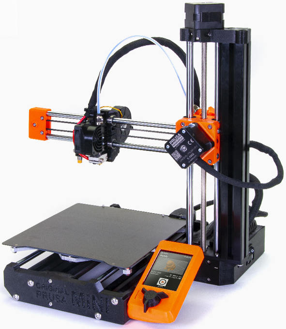 Prusa cuts the cost of production and prototype 3D printing