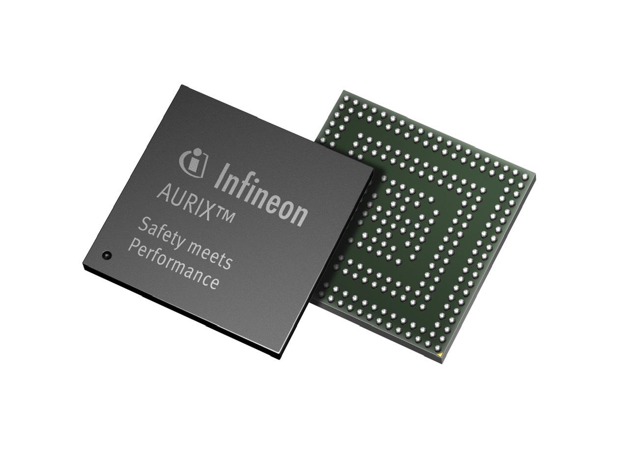 Infineon to sample 77GHz radar auto MCU in 2022