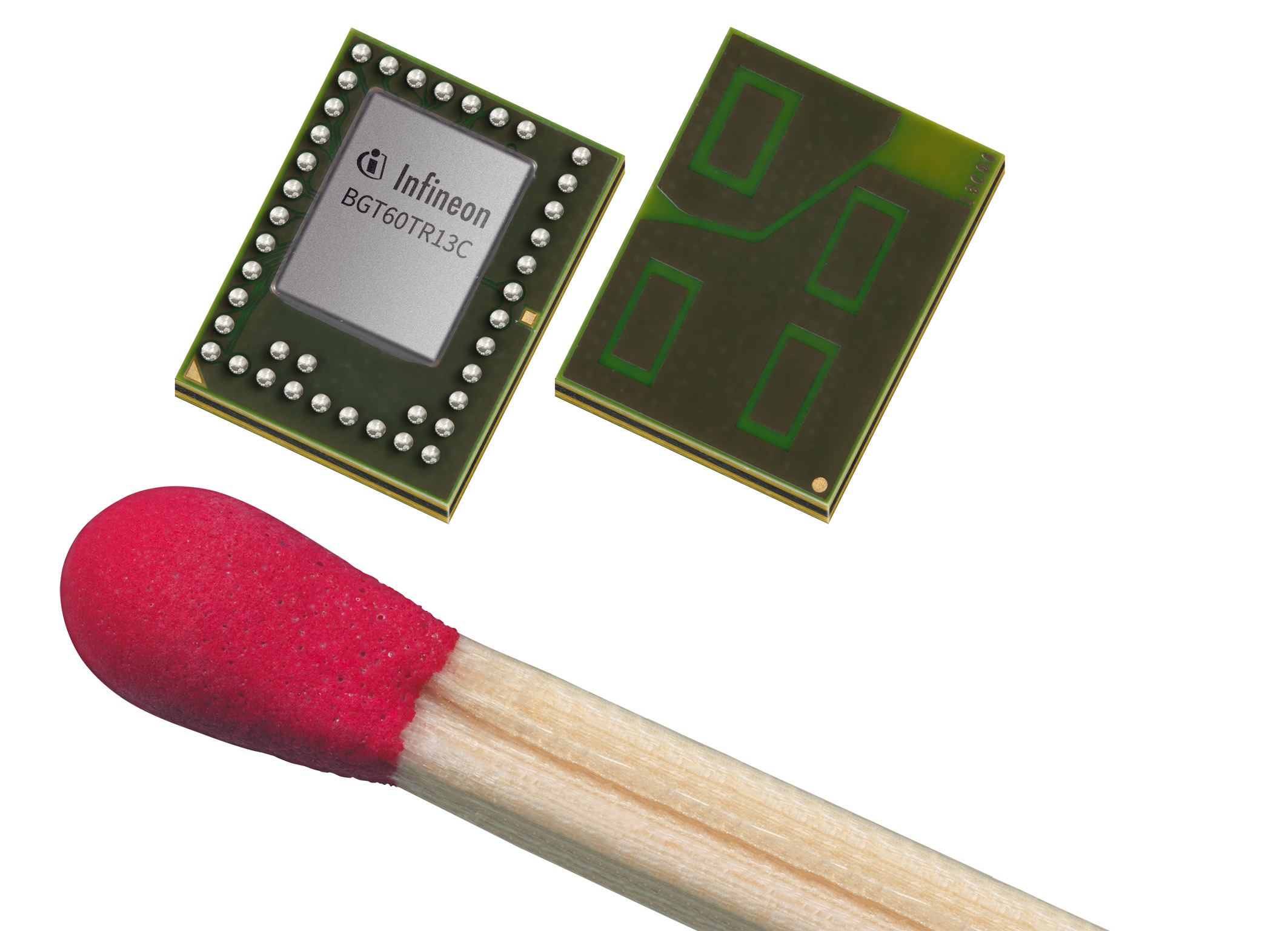 60GHz gesture recognition chip