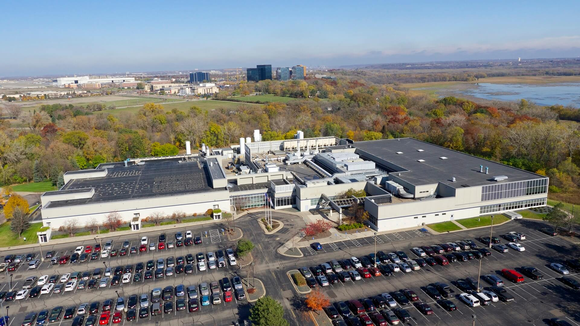 US DoD invests $170m in SkyWater fab