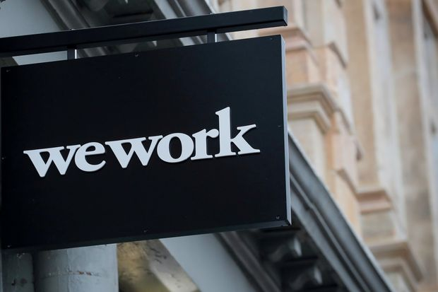 Softbank readies $9.5bn bail-out for WeWork