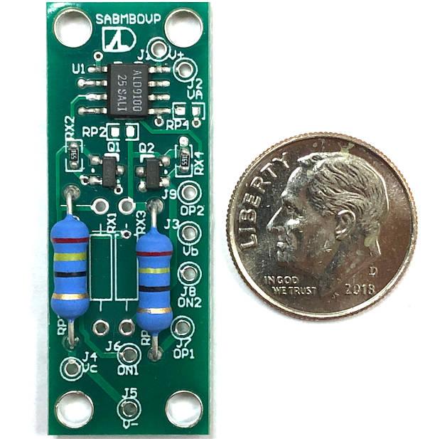 PCB balances supercapacitors