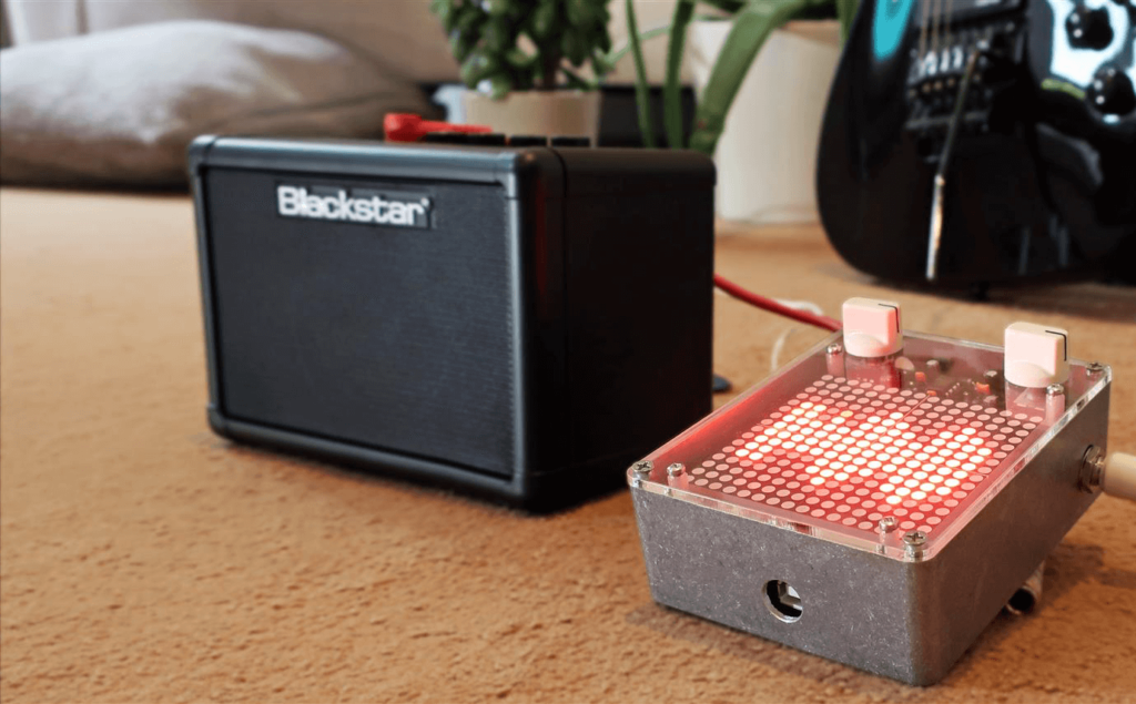 Rocking DSP with the Arduino Audio Meter