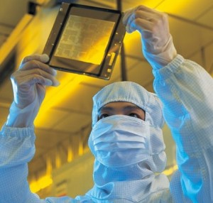 TSMC to build fab in USA
